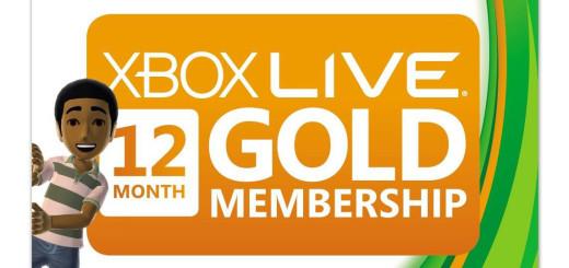Find det billigste Xbox Live gold