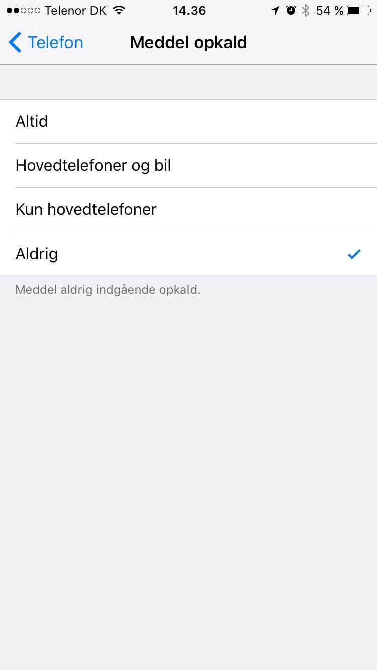 Telefon tilslutning apps